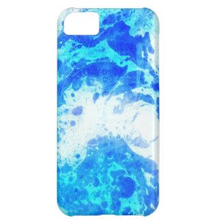 Tie Dye Blue iPhone 5 Case