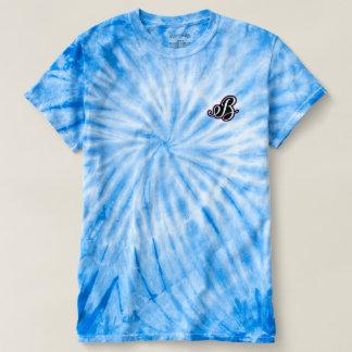 Tie-Dye Blue (unisex) t-shirt
