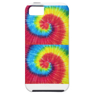 tie dye iPhone 5 covers