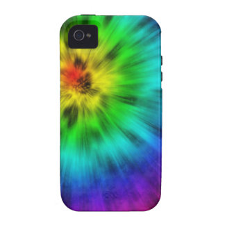 Tie Dye iPhone 4 Cover