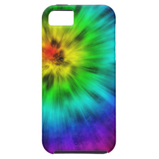 Tie Dye Case For The iPhone 5