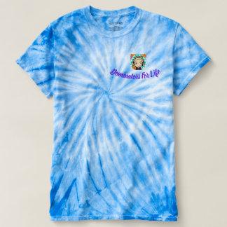 Tie Dye Dominators For Life T-Shirt