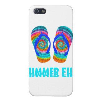 Tie Dye Flip Flops iPhone 5/5S Cover