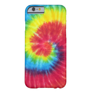 Tie Dye iPhone 6 case Barely There iPhone 6 Case