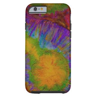 Tie Dye iPhone 6 case by designer Jai Dean