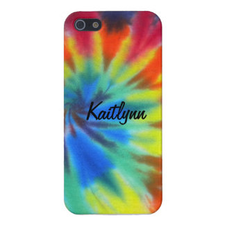 tie dye iPhone case Case For The iPhone 5
