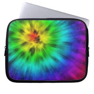 Tie Dye Laptop Sleeves