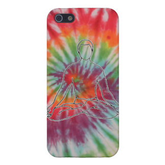 Tie Dye Meditation Case iPhone 5 Cases