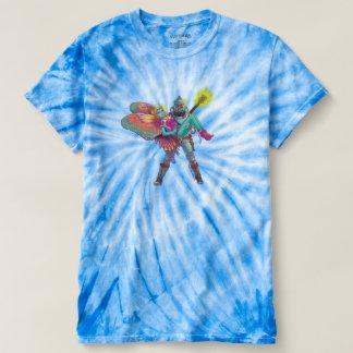 Tie-Dye Meets Science Fiction Pop T-Shirt
