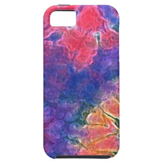 Tie Dye Multi Three iPhone 5 Covers