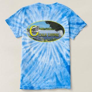 Tie-dye Ocala Living T-Shirt
