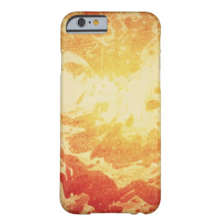 Tie Dye Orange iPhone 6 case Barely There iPhone 6 Case