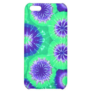 Tie Dye Pattern 10 Cover For iPhone 5C