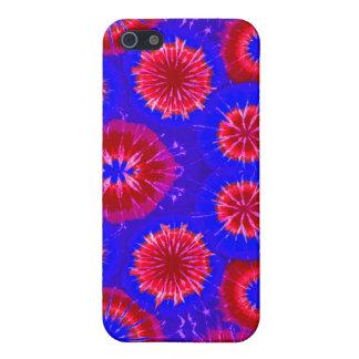 Tie Dye Pattern 13 iPhone 5/5S Cases