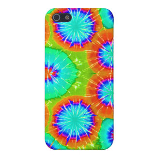 Tie Dye Pattern 1 Cover For iPhone 5/5S