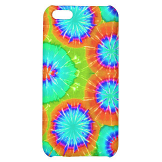 Tie Dye Pattern 1 Cover For iPhone 5C
