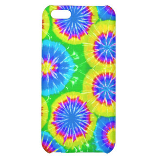 Tie Dye Pattern 4 Cover For iPhone 5C