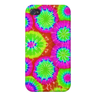 Tie Dye Pattern 9 iPhone 4/4S Cover
