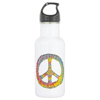 Tie-Dye Peace 713 532 Ml Water Bottle