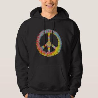 Tie-Dye Peace 713 Pullover