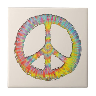 Tie-Dye Peace 713 Tiles