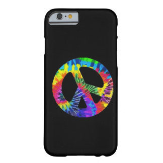 Tie Dye Peace iPhone 6 case Barely There iPhone 6 Case
