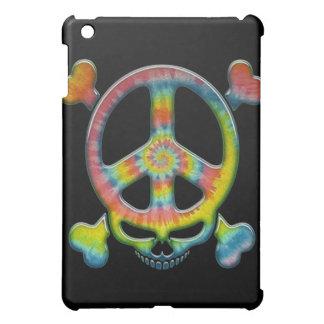 Tie-Dye Peace Pirate iPad Mini Cases