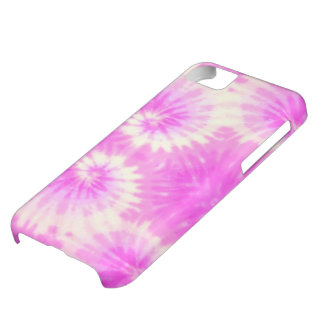 Tie Dye Pink iPhone 5 Barely There Universal Case iPhone 5C Case