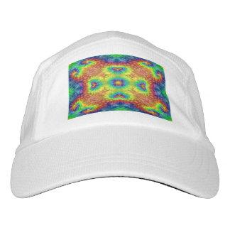 Tie Dye Sky Colorful  Knit Performance Hats Hat