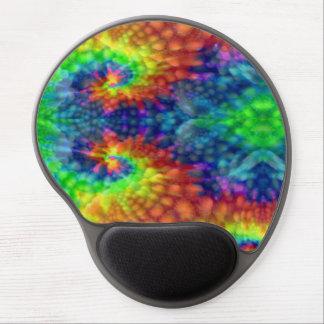 Tie Dye Sky  Vintage Kaleidoscope  Gel Mousepad