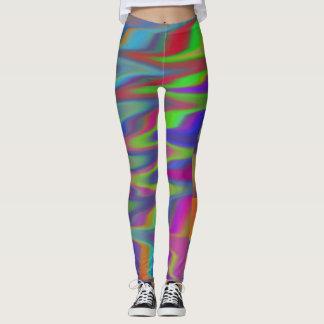 Tie Dye Style Leggings