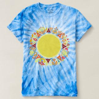 Tie Dye Sun Shirt