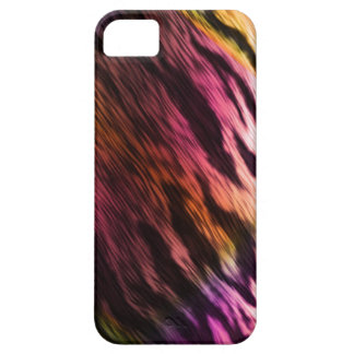 Tie-Dye Tiger Case for iPhone 5