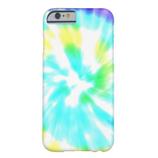 Tie dye watercolor pastels hipster ikat pattern barely there iPhone 6 case