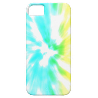 Tie dye watercolor pastels hipster ikat pattern iPhone 5 covers