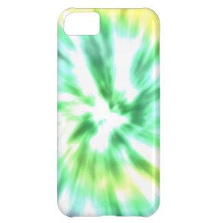 Tie dye watercolor pastels hipster ikat pattern iPhone 5C case