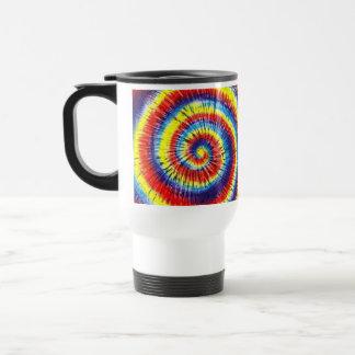 Tie-Dyed Mugs