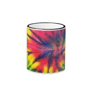 Tie Dyed Pattern Mug