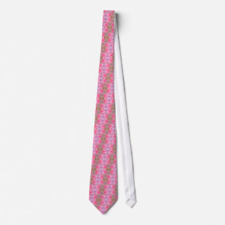 Tie-Dyed Tie - Soft Pink