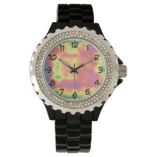 Tie Dyed Wristwatches