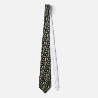 Tie Men's Branches Black