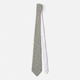 Tie Men's Branches Grey