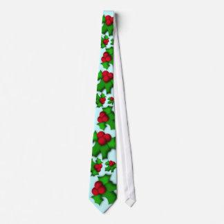 Tie Mistletoe Christmas Custom Original Clothing