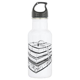 Tied Books Sketch 532 Ml Water Bottle