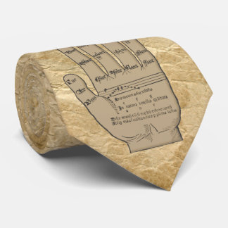 Tied Guidonian Hand, Medieval Music Theory Tie