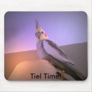 Tiel Time Mousepad