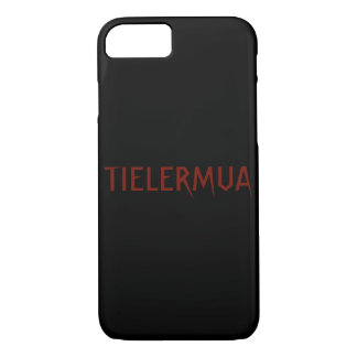 TIELERMUA Iconic: Red Scar iPhone 8/7 Case