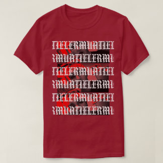 TIELERMUA Repeat: GTA Filtered X T-Shirt