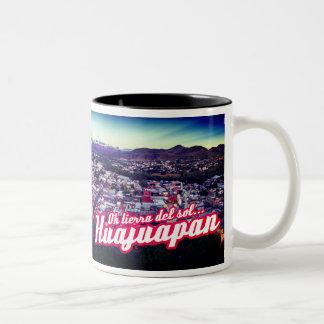 Tierra del Sol Huajuapan Two-Tone Coffee Mug