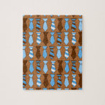 Ties for Guys - Brown Puzzle